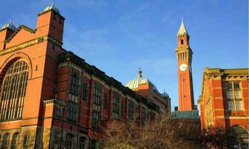 艺术留学选择英国伯明翰大学怎么样?