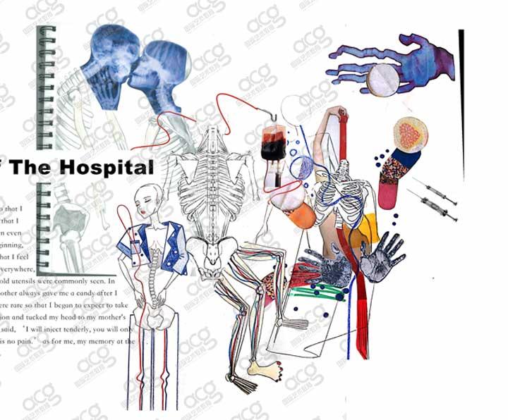 中央圣马丁艺术与设计学院-服装设计-本科-黄莹-ACG国际艺术教育