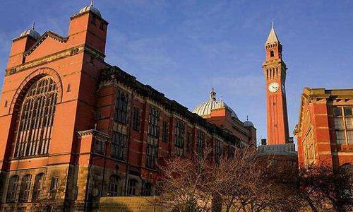 艺术生去伯明翰大学留学条件