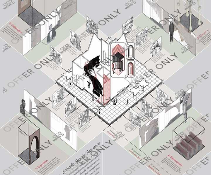 罗德岛设计学院-室内设计-研究生-施晴-ACG国际艺术教育