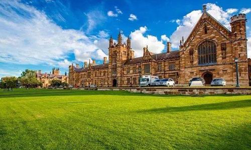 悉尼大学硕士专业有哪些?