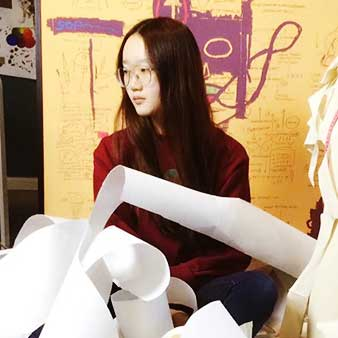 奖学金14000-奥蒂斯艺术设计学院-服装设计-本科-姚琳佳-ACG国际艺术教育