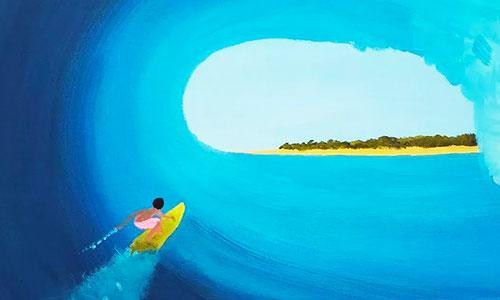 长沙·活动 | 找一个通往艺术天空的入口,跳进他的夏日旋涡...