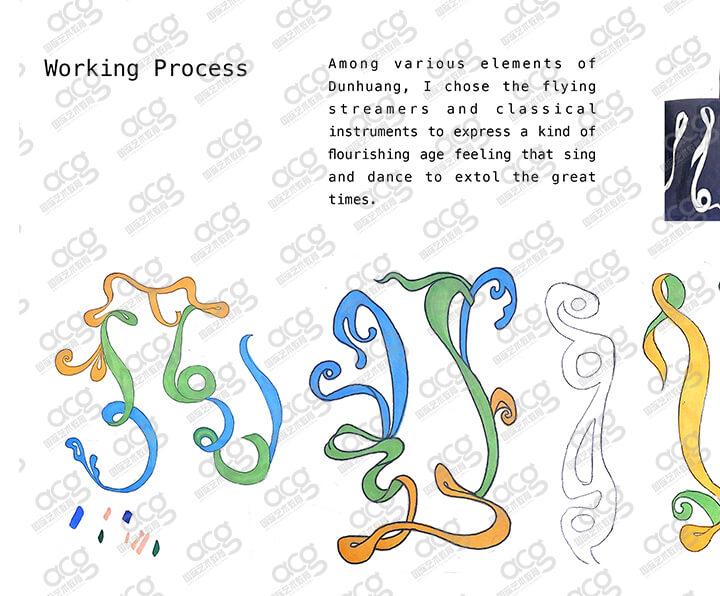 奥蒂斯艺术设计学院-平面设计-本科-黄佳倩-ACG国际艺术教育