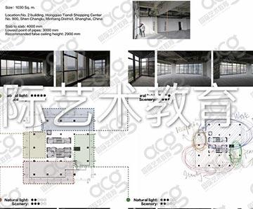 上海-杨冰绡-室内设计-普瑞特-研究生-