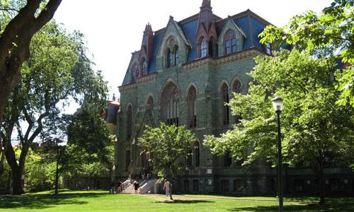 宾夕法尼亚大学景观设计专业如何?
