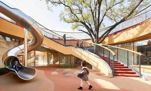 """马岩松:我在北京四合院建了个幼儿园,能""""上房揭瓦"""""""