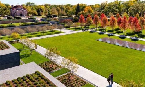 国外景观设计专业留学院校有哪些?