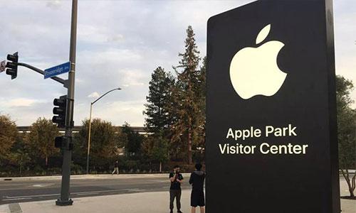 乔布斯遗作揭秘:Apple park 苹果公园首次向公众开放