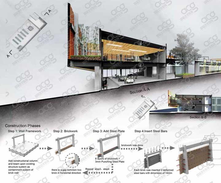 巴斯大学-建筑设计-研究生-邹国强-ACG国际艺术教育