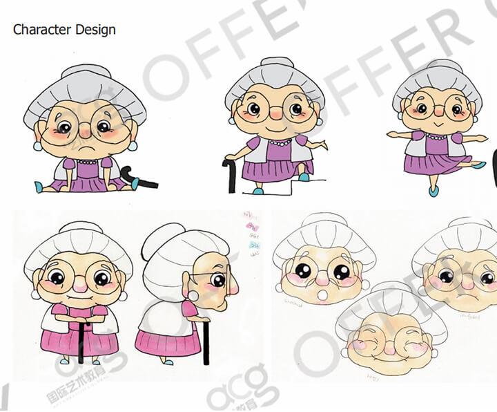 成都-奖学金20000-纽约视觉艺术学院-动画-本科-杜思瑶-ACG国际艺术教育