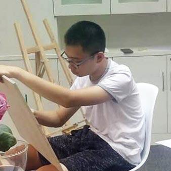贺亮-广州校区-艺术中心设计学院ACCD-纯艺-本科