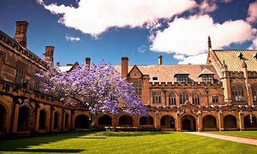 名校说|除澳洲八大名校之悉尼大学