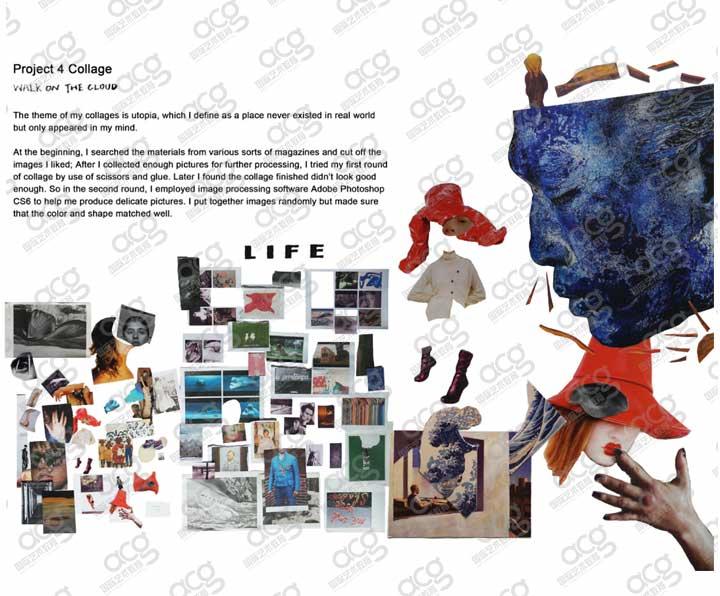 馬里蘭藝術學院-插畫設計-本科-廖玉成-ACG國際藝術教育