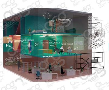 国贸校区-汪嘉怡-室内设计-罗德岛设计学院RISD-硕士