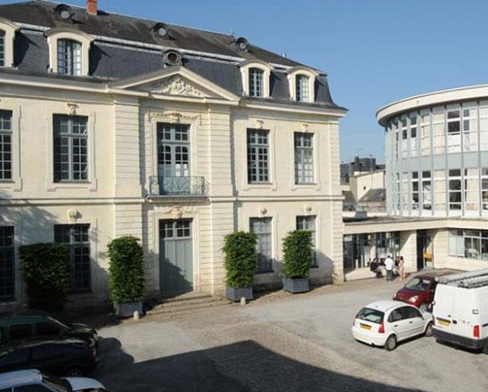 法国勒芒高等美术学院