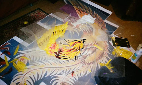 workshop:英国中央圣马丁带你揭秘CHANEL的神秘刺绣技法!
