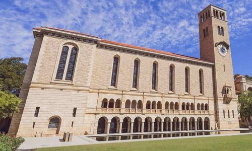 西澳大学世界排名