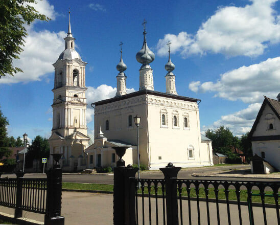 The Moscow State conservatory named after P.I.Tchaikovsky(university)