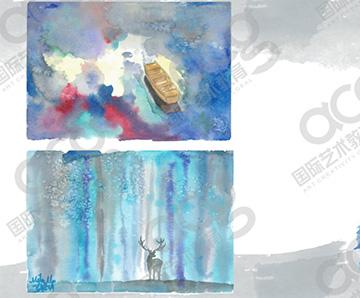 大连-马铭泽-动画-加州艺术学院CCA普瑞特艺术学院萨凡纳艺术与设计学院瑞玲艺术设计学院-本科