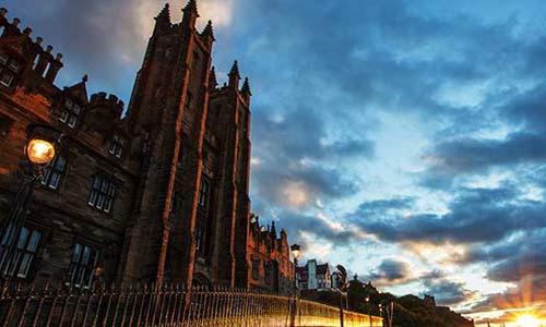 爱丁堡艺术学院难申吗?