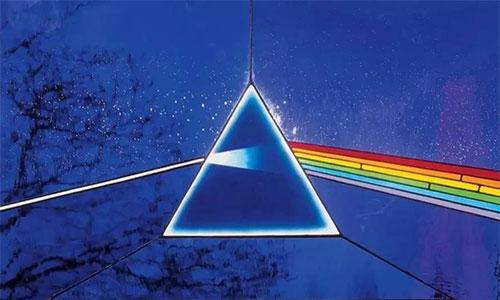 平面设计:经典唱片背后的设计语言《月的阴暗面》