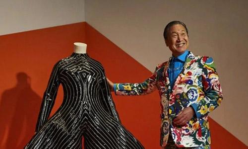 """日本服装设计""""四大天王"""":击中大卫·鲍伊&乔布斯审美魔力解读"""