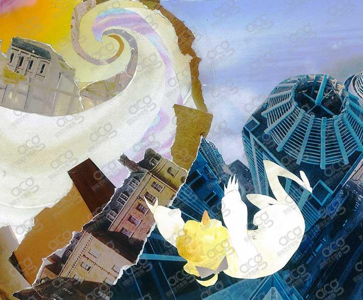 罗德岛设计学院-插画设计-研究生-朱婳婳-ACG国际艺术教育