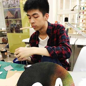 普瑞特艺术学院-平面设计-本科-张雨舟-ACG国际艺术教育