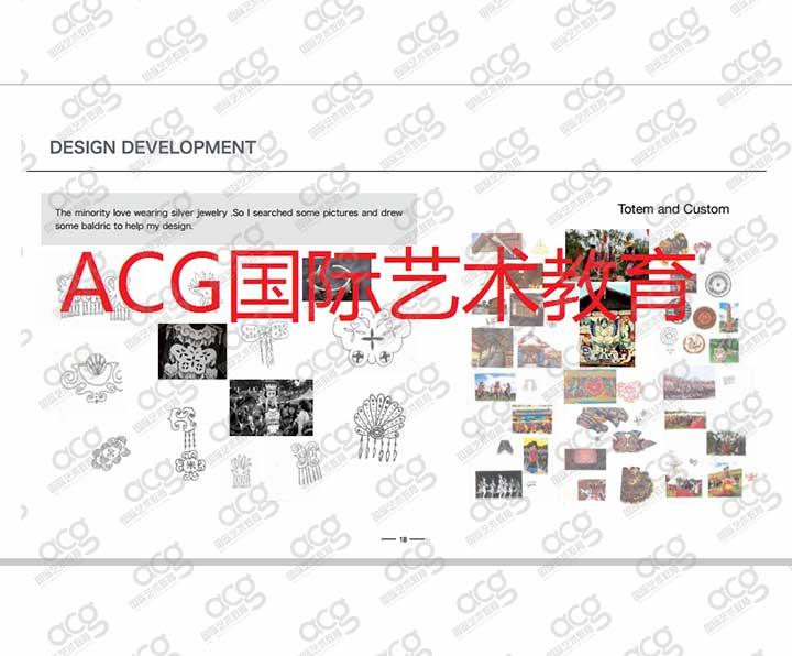 伦敦时装学院-珠宝设计-本科-叶子骞-ACG国际艺术教育