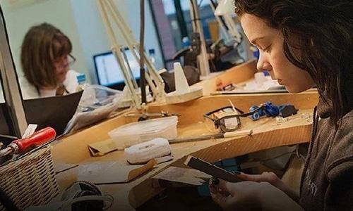 院校解析:珠宝设计全英NO.1的伯明翰城市大学