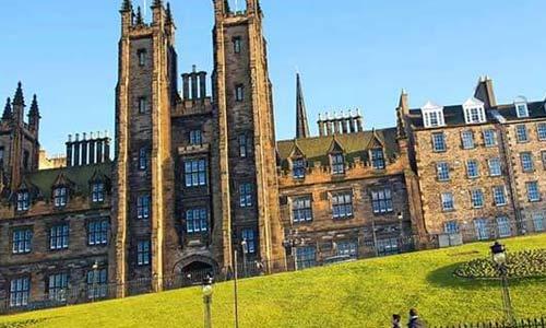 爱丁堡艺术学院本科申请条件