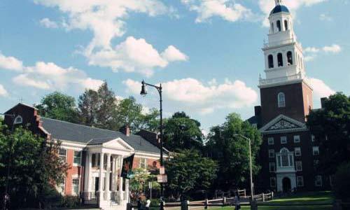 美国哈佛大学设计学院申请条件