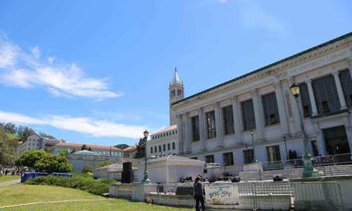 加州大学伯克利分校景观设计专业如何?