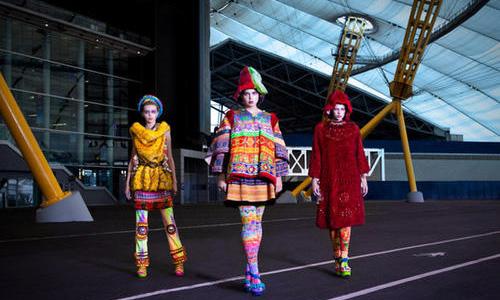 学服装设计去伦敦时装学院如何?