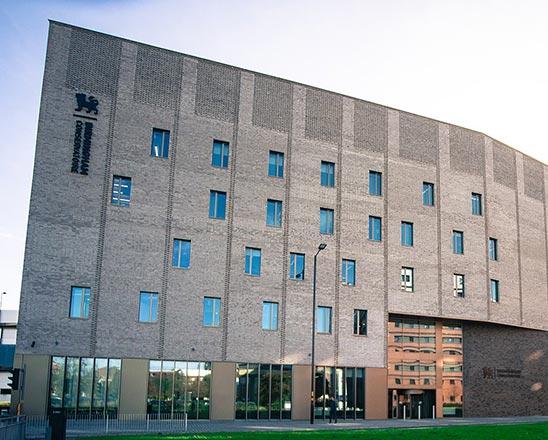 伯明翰城市大学音乐学院