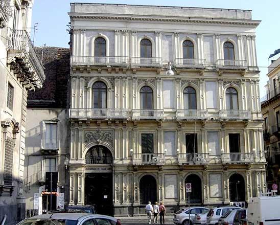 Accademia belle arti di Catania