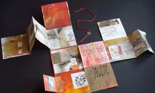 workshop | 当书籍装帧遇上艺术,来安大体验装帧师的乐趣