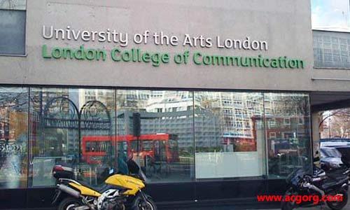 伦敦艺术大学留学