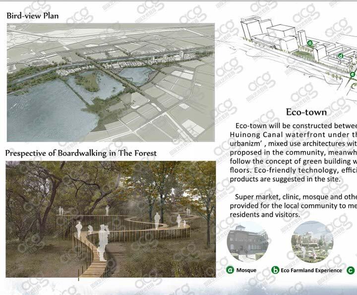 爱丁堡艺术学院-景观设计-研究生-汪亦欣-ACG国际艺术教育
