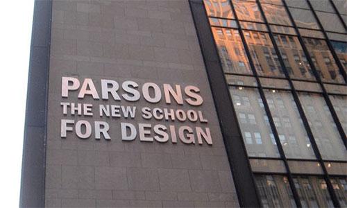留学费用:2018-2019 帕森斯设计学院留学费用信息表