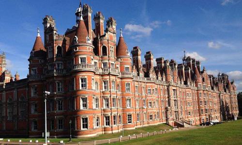 伦敦大学皇家霍洛威学院留学有哪些专业?