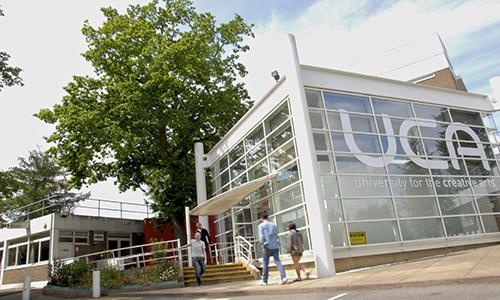 英国创意艺术大々学排名?