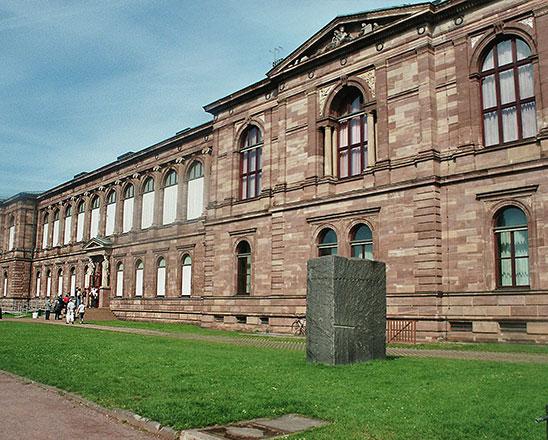德国卡塞尔美术学院
