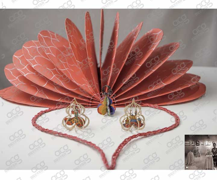 中央圣马丁艺术与设计学院-珠宝设计-本科-龚子迪-ACG国际艺术教育