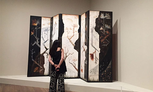 导师专访:伦艺导师讲述如何从博物馆策展人走向插画世界