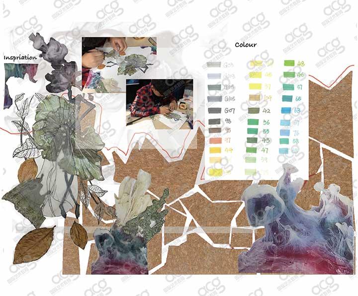 悉尼大学-服装设计-本科-曹世豪-ACG国际艺术教育