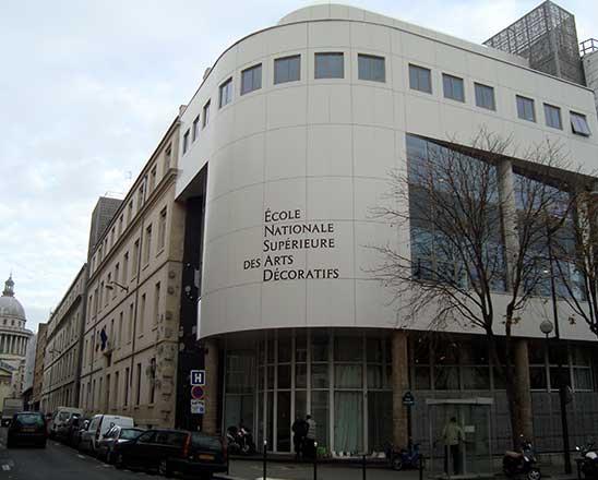 Ecole Nationale Supérieure des Arts Décoratifs