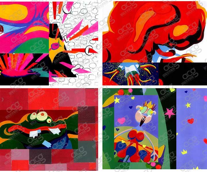 伦敦艺术大学-插画设计-本科-李瑞-ACG国际艺术教育