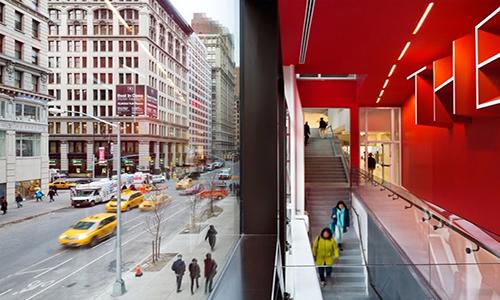 美國藝術大學:帕森斯設計學院申請要求
